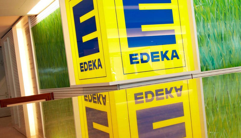Edeka: Großbrand stellt Schäfer's auf die Probe