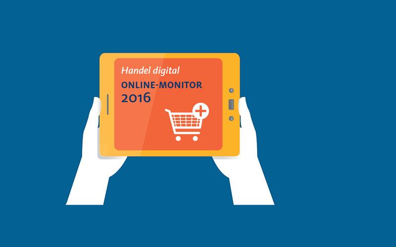 HDE-Online-Monitor 2016: Daten, Fakten, Zahlen