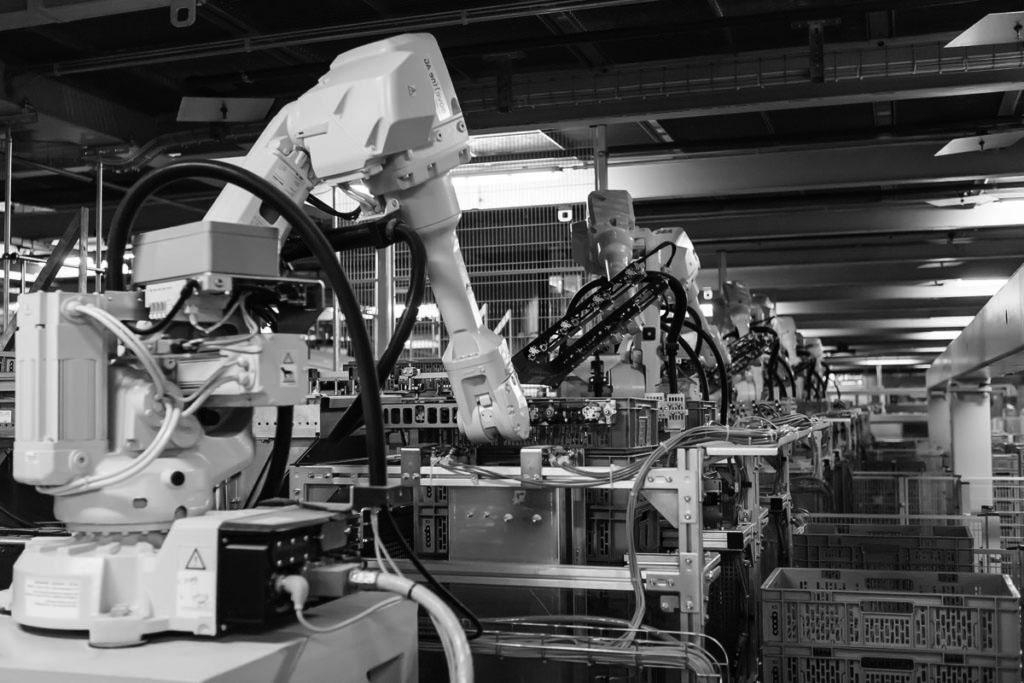Trendmonitor 2020: Roboter in der Lebensmittelproduktion