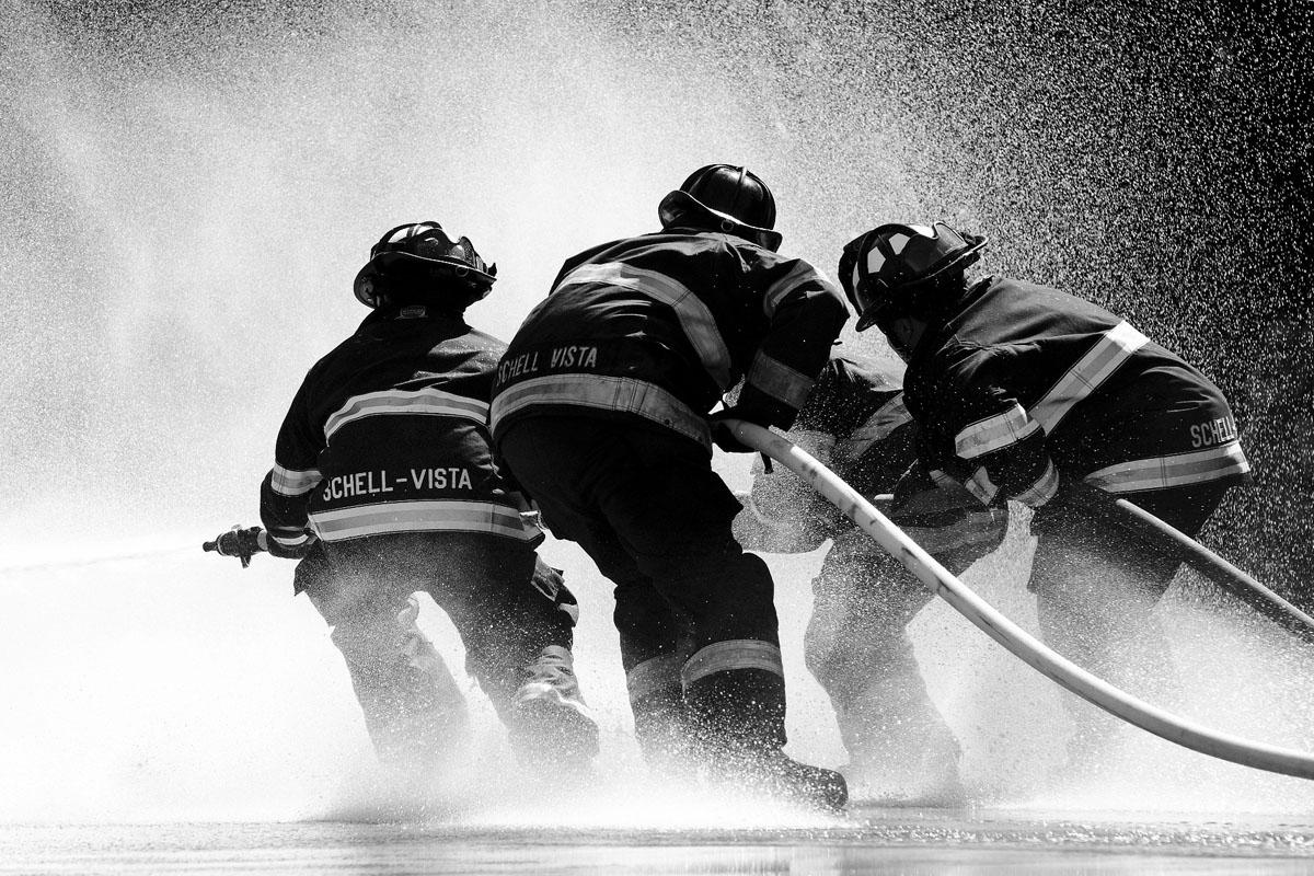 Cyber-Police: die Feuerversicherung unserer Zeit