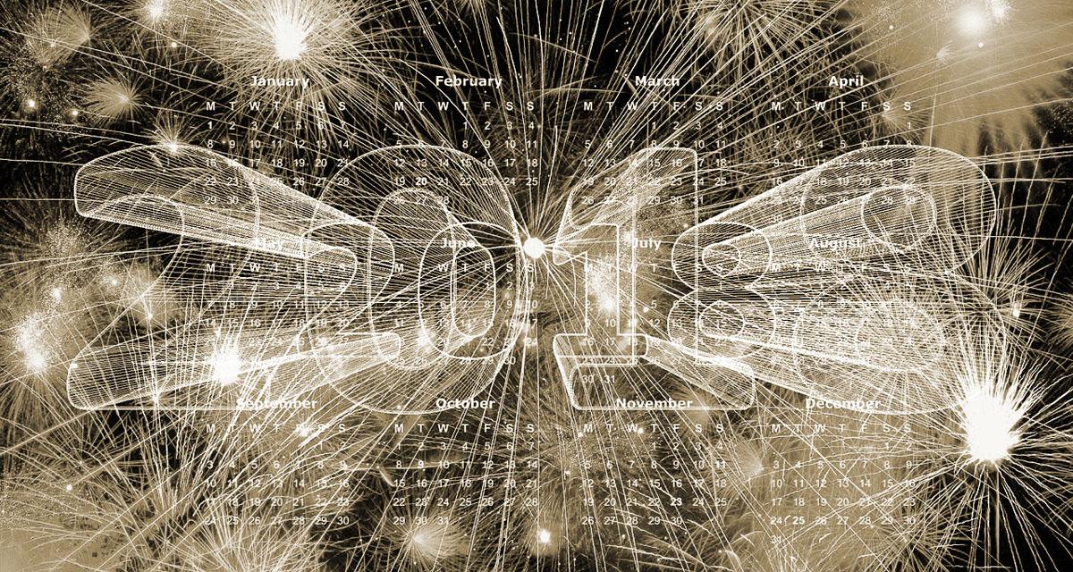 Festtagsgruß: nach einem ereignisreichen Jahr 2017