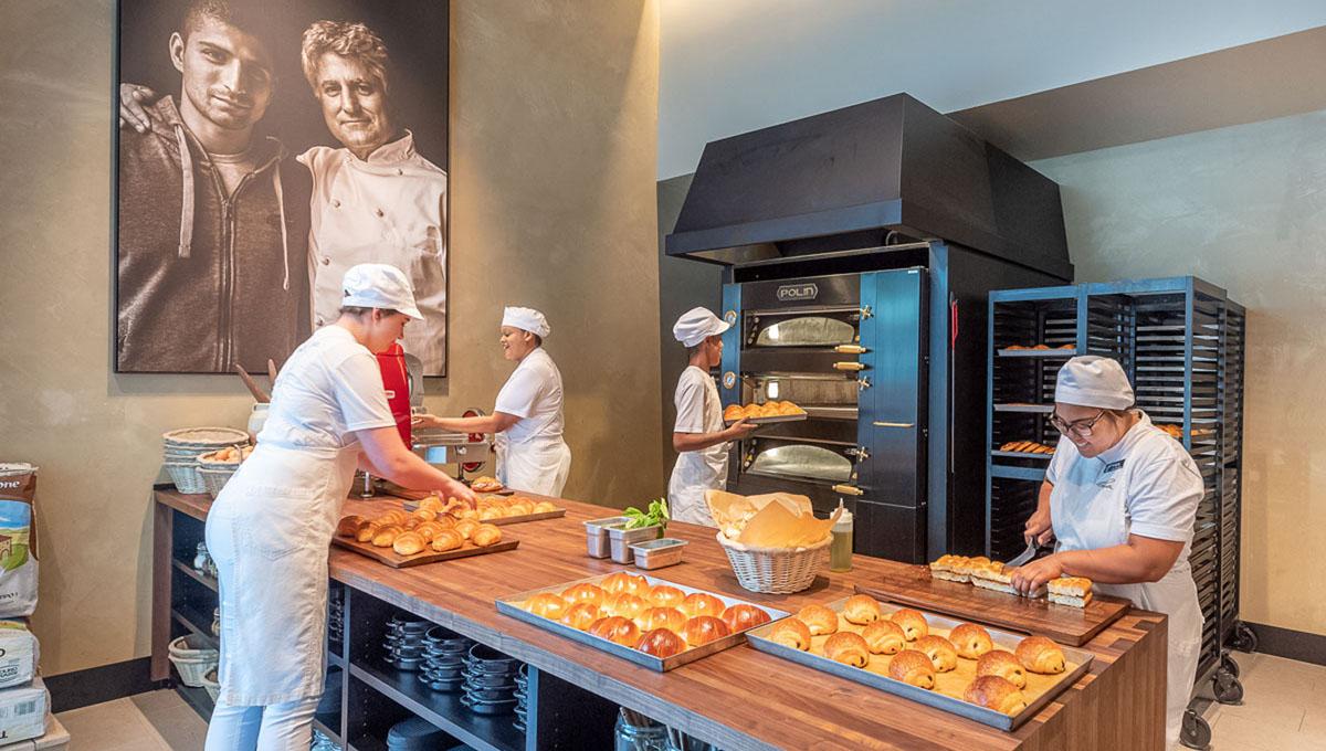 Debüt: Bäckerei Princi öffnet erste eigenständige Filiale in den USA