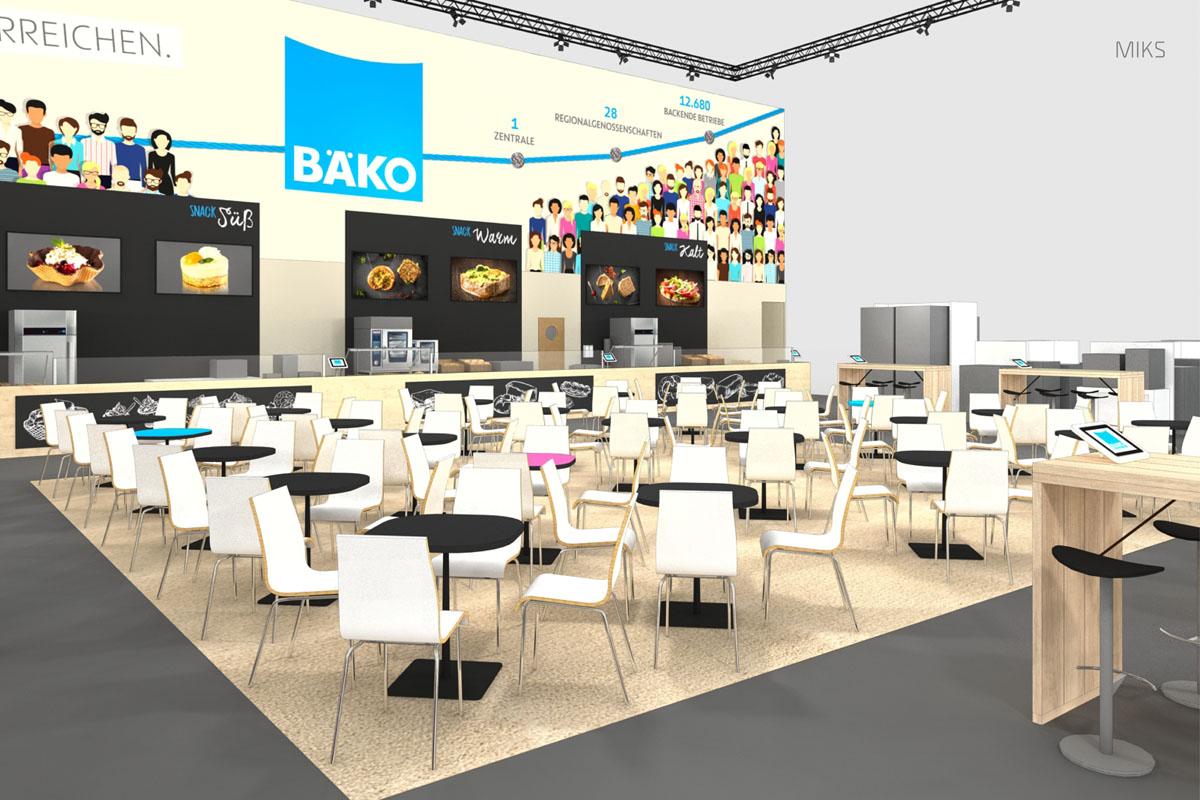 Bäko Zentrale eG nimmt nicht an der Internorga 2021 teil