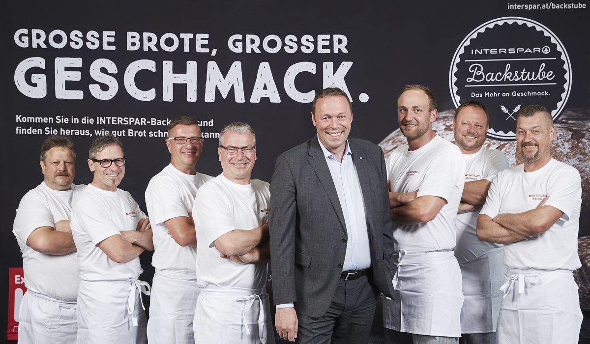 Interspar: Bäckereien gewinnen zunehmend an Profil