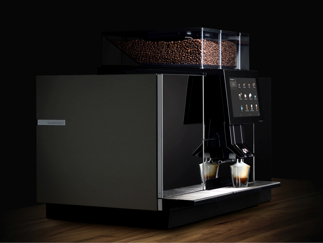 Kaffeemaschinen: Intelligentes Konzept für perfekte Hygiene und Funktion