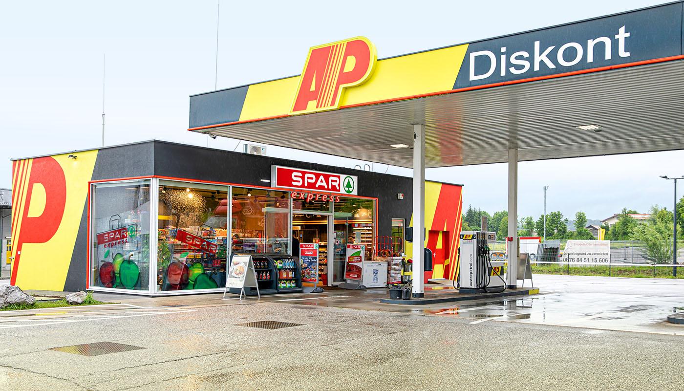 Tankstellen: Spar express kooperiert mit AP-Trading