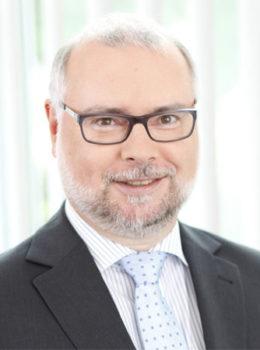 Dr. Rolf Ulrich – Interim-Finanzvorstand SHB