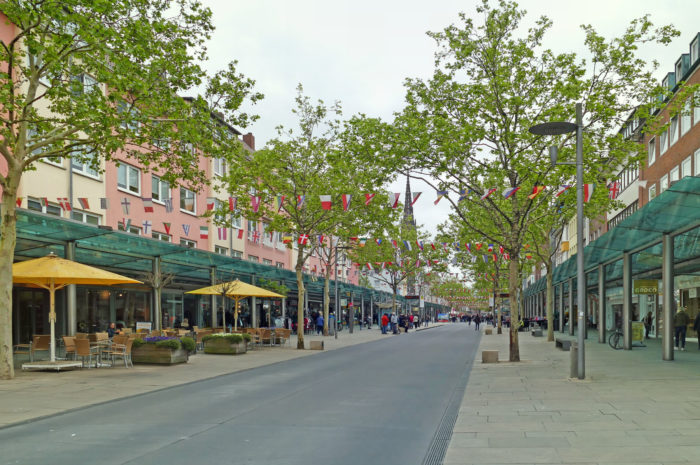 HS Bremerhaven: über lokalen Onlinehandel per Lastenfahrrad