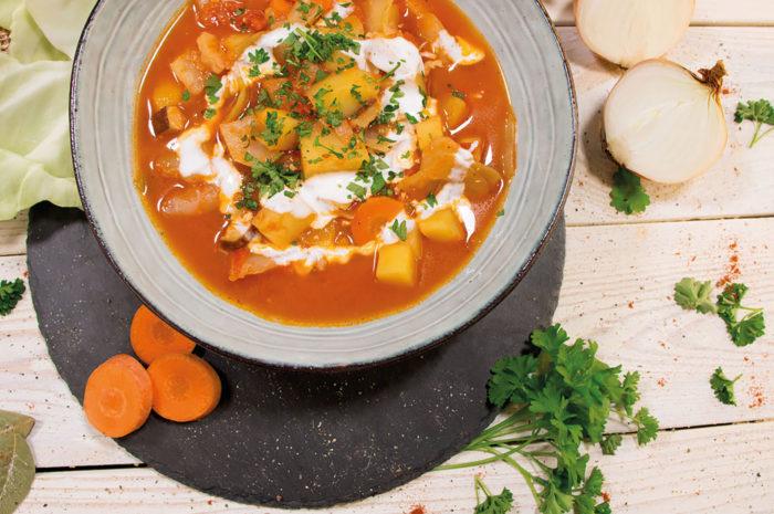 Covid-19-Pfunde loswerden mit der »magischen Kartoffel-Kohl-Suppe«