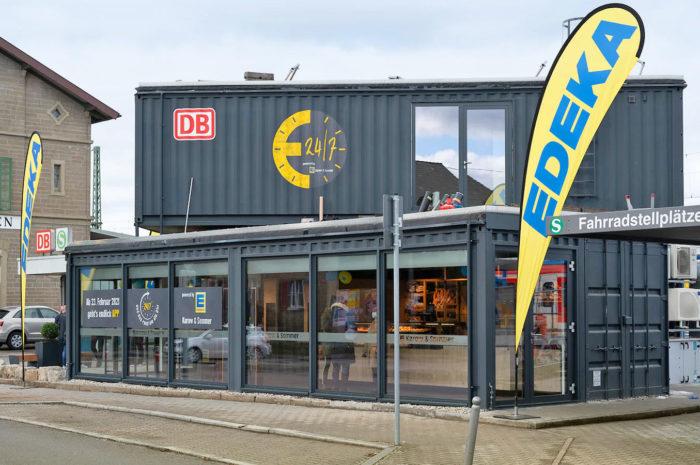 Deutsche Bahn und Edeka Südwest präsentieren neues 24|7 Format