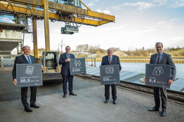 Bilanz 2020: Agravis Raiffeisen AG robust unterwegs