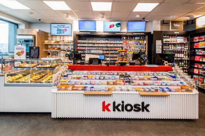 Tankstellenkonzept: k-kiosk und Oktan feiern Premiere