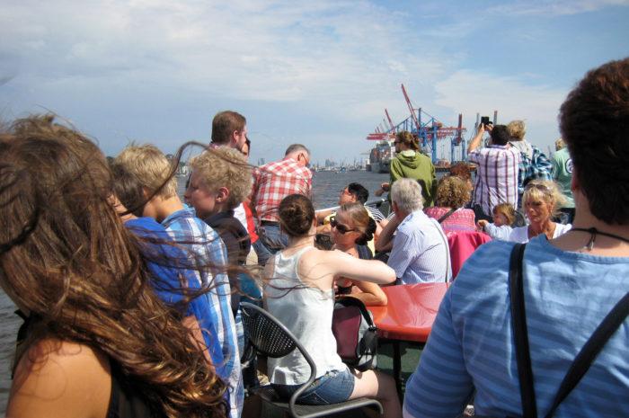 »Zukunft schmeckt« im Livestream: Roadshow unterwegs in Hamburg