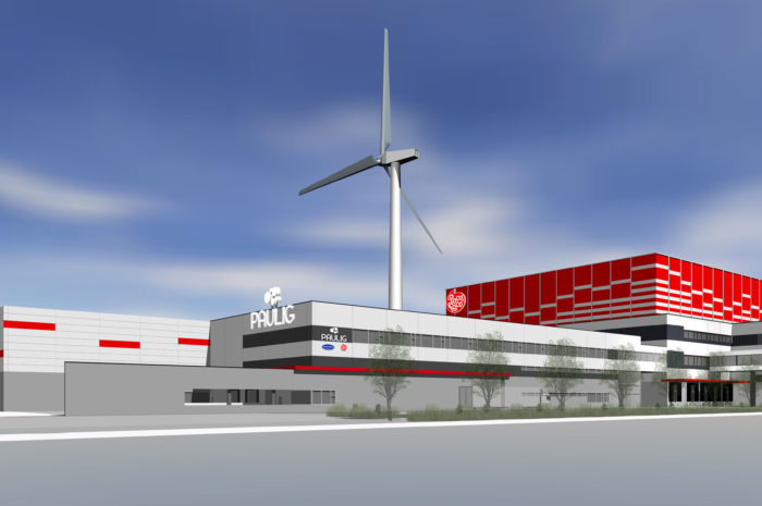 Global Industry: Paulig builds new plant in Belgium