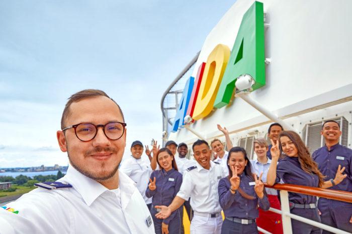 Joboffensive: Aida Cruises bietet 5.000 Karrieremöglichkeiten