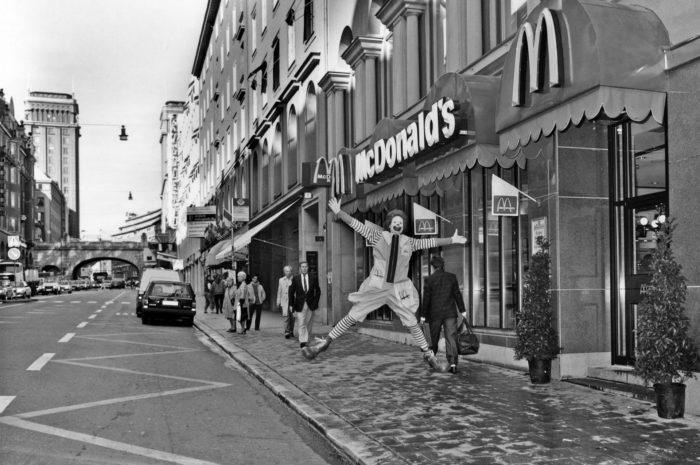 McDonalds Schweden trennt sich von seiner Wiege