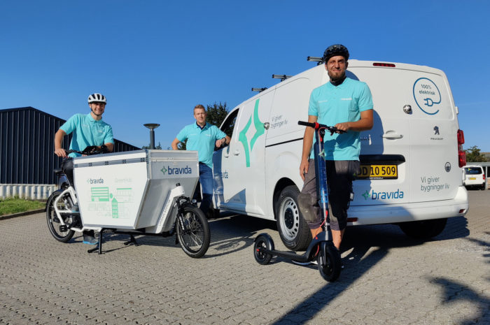 Das Bäckerrad: Logistik kostengünstig neu gedacht